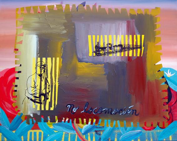No locomoción, 2004