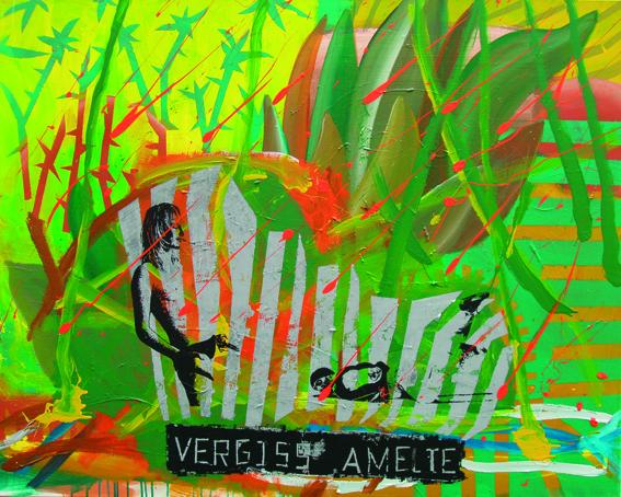 Vergiss Amelie, 2003