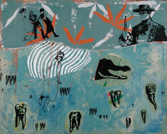 Verlorene Zehen, 2007